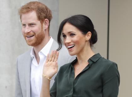 Wydało się?! Książę Harry przez przypadek zdradził płeć dziecka?