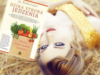 """Wygraj książkę """"Dzika strona jedzenia"""" - WYNIKI"""