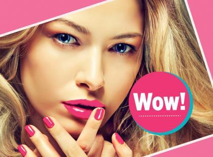 Wygraj voucher na zabieg w salonie kosmetycznym!