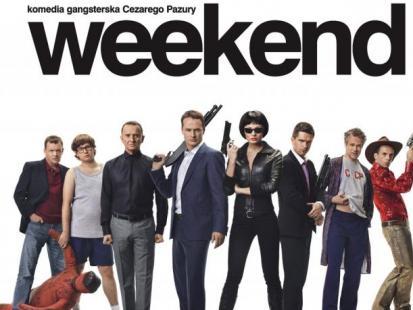 """Wygraj zaproszenia na film """"Weekend"""""""