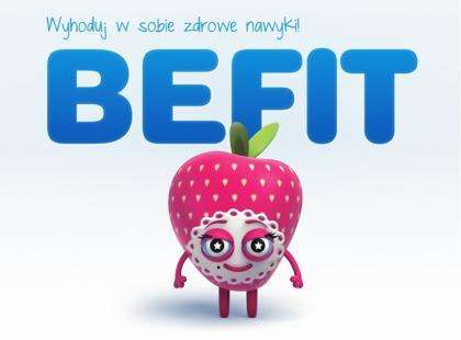 Wyhoduj w sobie zdrowe nawyki z aplikacją BeFit!
