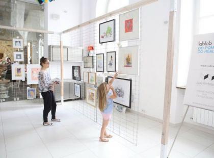Wyjątkowa aukcja charytatywna ilustracji książek dla dzieci