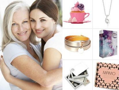 Wyjątkowe prezenty na Dzień Matki