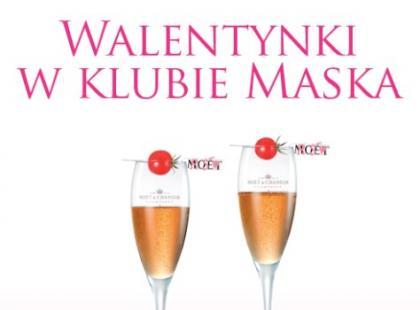 Wyjątkowe Walentynki w Klubie MASKA!