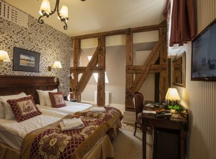 Wyjątkowy hotel  w sercu Wielkich Jezior Mazurskich