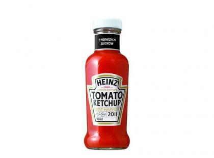 Wyjątkowy ketchup Heinz z Pierwszych Zbiorów