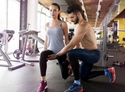 Wykroki to proste i skuteczne ćwiczenia! Dzięki nim będziecie miały jędrną pupę i zagrabne nogi