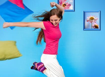 Wymaluj sobie dobry nastrój - wpływ koloru ścian