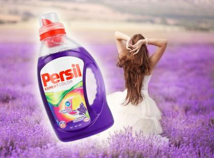 WYNIKI konkursu i efekty testowania płynu do prania Persil Lavender Freshness!