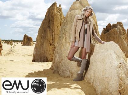 WYNIKI KONKURSU: Wygraj kultowe buty EMU Australia- Stinger