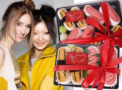 WYNIKI KONKURSU: Wygraj szałowy zestaw Sushi Socks Box