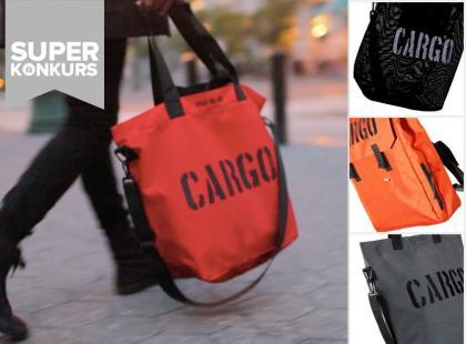 WYNIKI KONKURSU: Wygraj wytrzymały plecak i torby marki Cargo