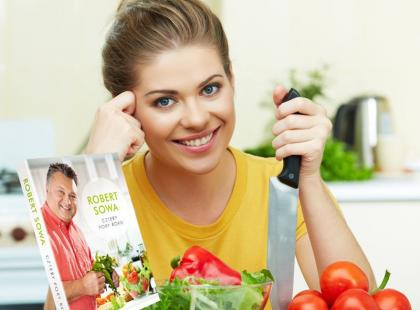 WYNIKI: Wygraj książkę kucharską Roberta Sowy!