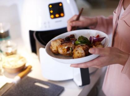 WYNIKI: Wygraj urządzenie do smażenia o niskim zużyciu tłuszczu Airfryer Philips