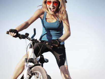 Wypadek na rowerze? Zobacz, jak postępować!