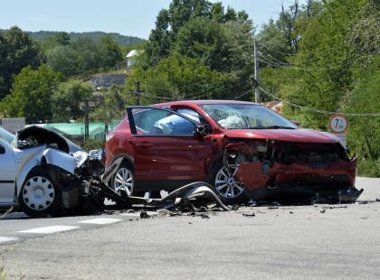 """""""Wypadek samochodowy zmienił moje życie i ocalił rodzinę"""""""