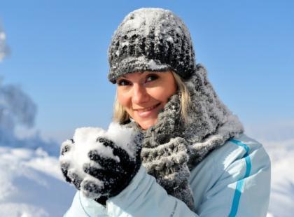 Wypadki zimowe - zwichnięcia i skręcenia