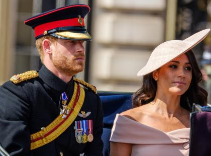 Wypłynęła sesja Meghan Markle z magazynu dla panów. Książę Harry ma powód do zmartwień?