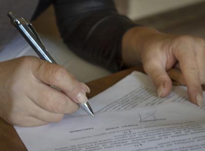 Wypowiedzenie umowy o pracę: zasady, termin, wzór!