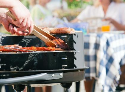 Wypróbuj dietetyczne dania na grilla!