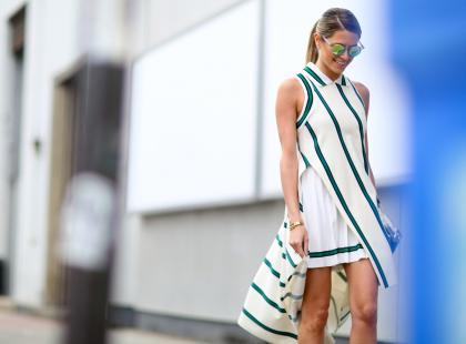 Wyróżnij się! 10 sukienek z Mango idealnych na upalne dni