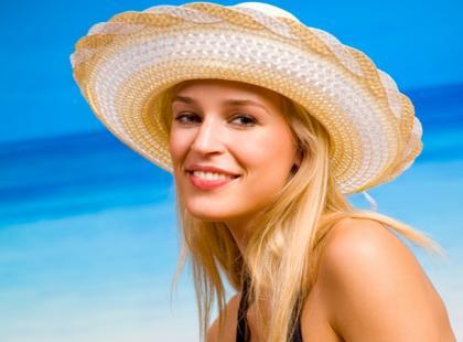 Wyspa blondynek
