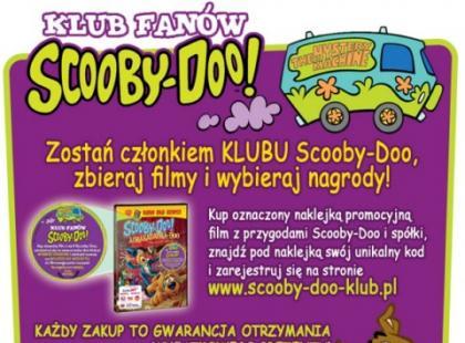 Wystartował Klub Scooby-Doo!