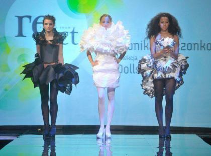 Wystartował konkurs Re-Act Fashion Show 2011