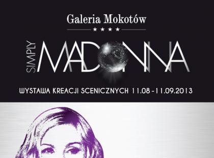 Wystawa kreacji scenicznych Madonny