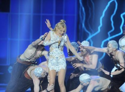 Występ Dody na festiwalu TOP Trendy 2011