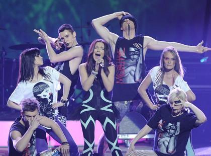 Występy gwiazd na Eska Music Awards 2010