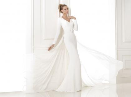 Wytworne suknie ślubne 2015