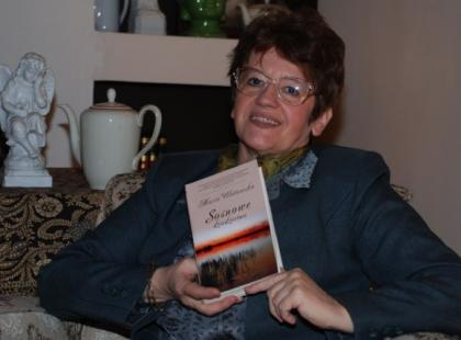 """Wywiad z Marią Ulatowską, autorką książki """"Sosnowe dziedzictwo"""""""
