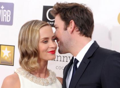 Wyznał Emily Blunt miłość 75 razy w jeden i ten sam uroczy sposób