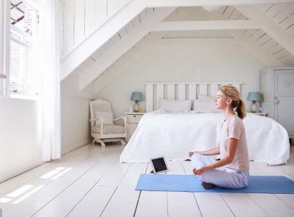 Wyzwanie: 10 minut medytacji przez 10 dni. Efekt Cię zaskoczy!