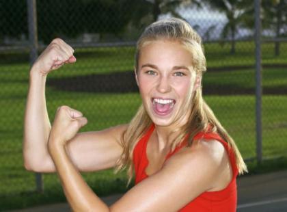 Wzmacniaj mięśnie
