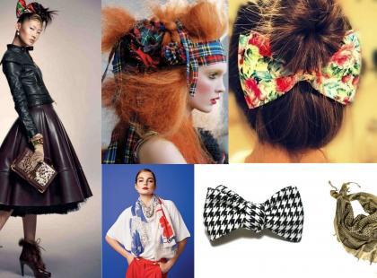 Wzory - trendy na jesień 2012!