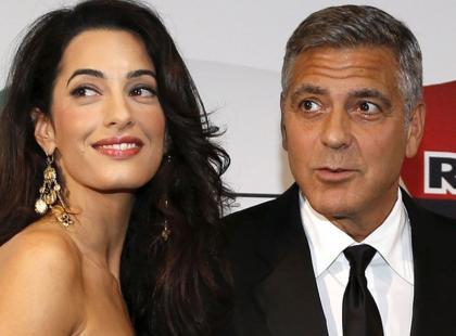 Wzruszające miłosne wyznanie Clooneya na Złotych Globach