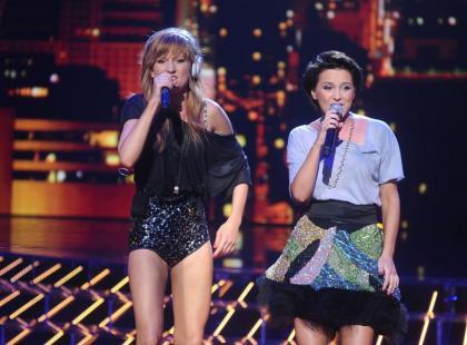 X Factor: odpadły Dziewczyny