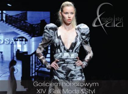 XIV Gala Moda&Styl już 17 kwietnia!
