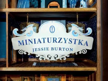 """XVII-wieczny Amsterdam w powieści """"Miniaturzystka"""""""