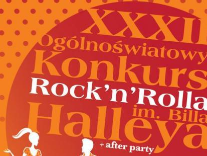 XXXII Ogólnoświatowy Konkurs Rock'n'Rolla im. Billa Haley'a
