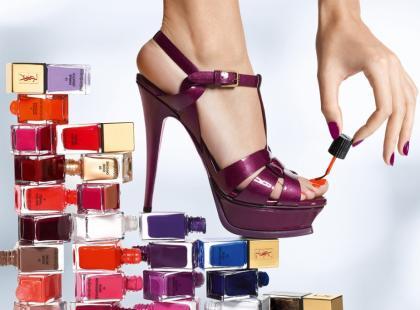 YSL La Laque Couture - kolekcja lakierów do paznokci