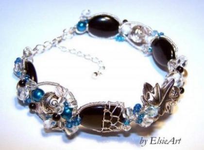 """Z cyklu...""""przepis na perełkę"""" - o biżuterii ElsieArt"""