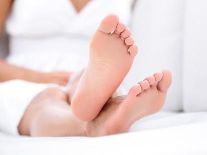 Z forum medycznego: jak walczyć z bardzo wysuszoną skórą pięt?