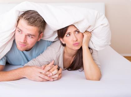 Z forum medycznego: niedobrze mi w czasie seksu!