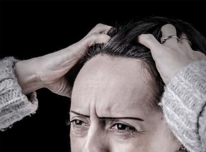 Z forum medycznego: swędzenie głowy z powodu stresu?