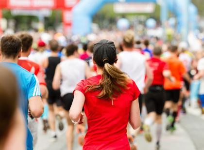 Z okazji 42 urodzin miała przebiec maraton, a trafiła do szpitala z podejrzeniem ciężkiej choroby