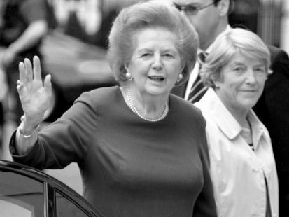 Z ostatniej chwili: Nie żyje Margaret Thatcher