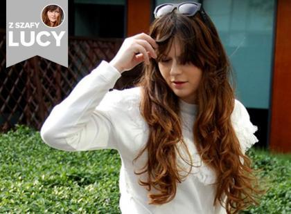 Z szafy Lucy: jak modnie stylizować frędzle latem 2015